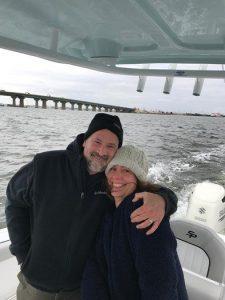 enjoying boating with causeway marine
