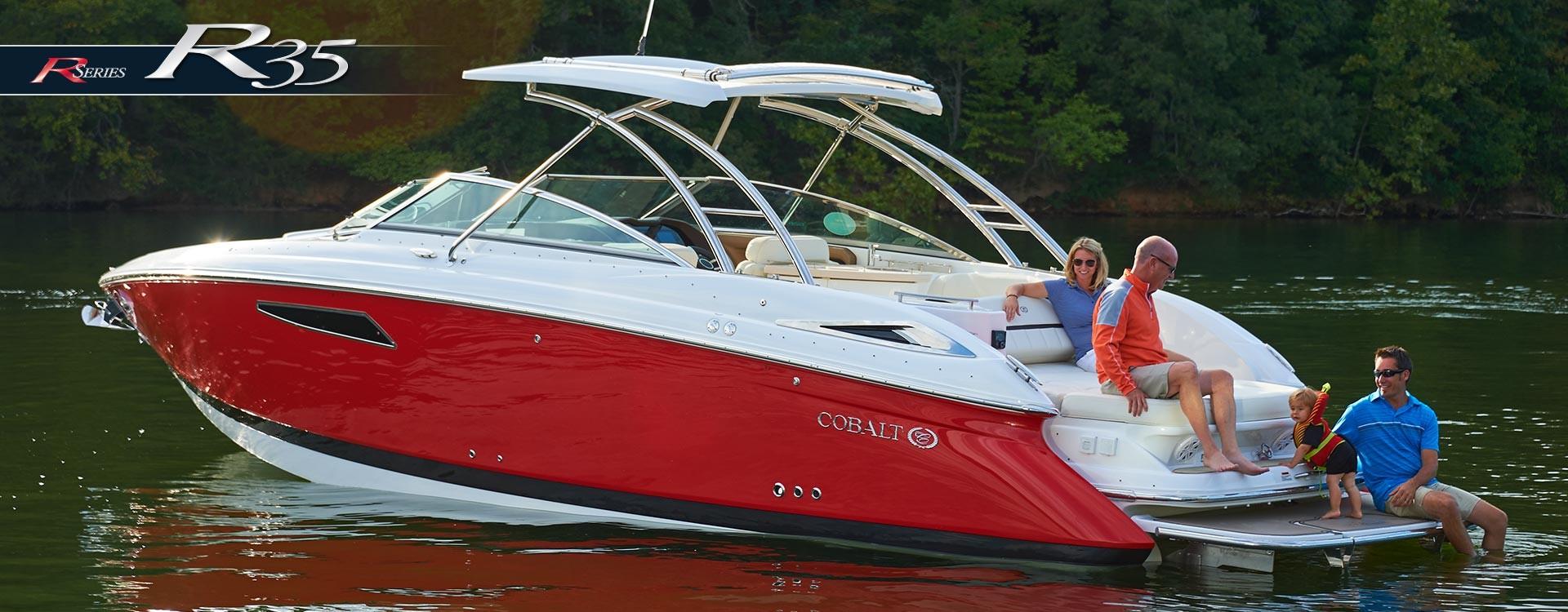 Buy a Cobalt Boat