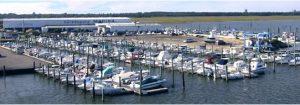 Marina dock image